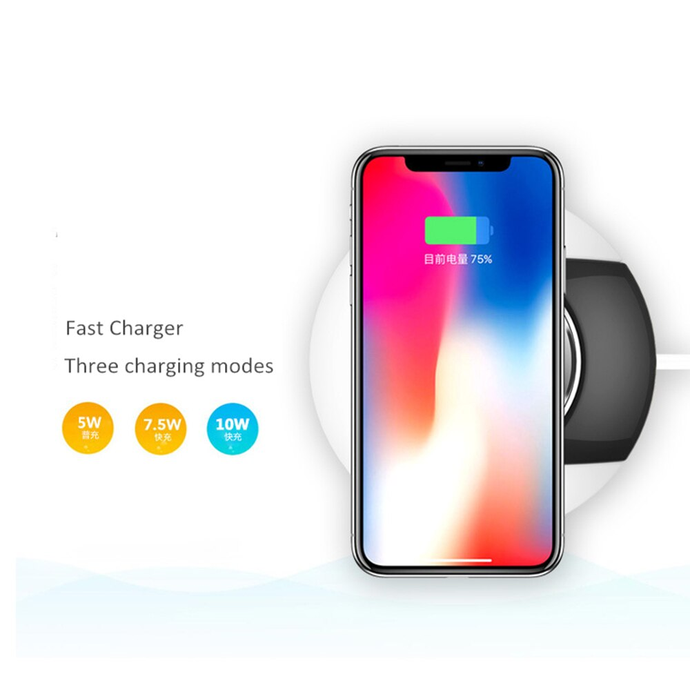 LED Night Light Wireless Charger