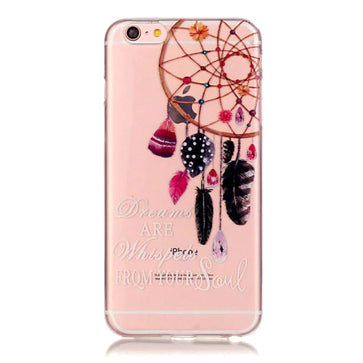 Dream Catcher Transparent Case (iPhone 8)
