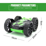 Double Roll 360° RC Stunt Car