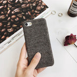 Cloth Case (iPhone 6 Plus)
