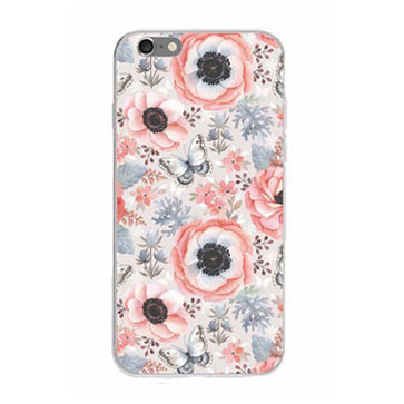Vintage Floral Case Gift Set (iPhone 6)