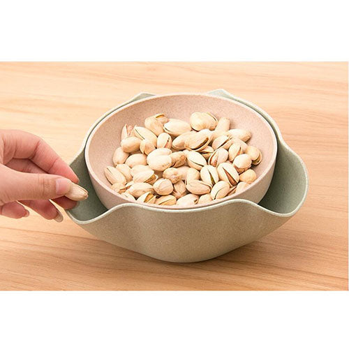 2-in-1 Snack Bowl