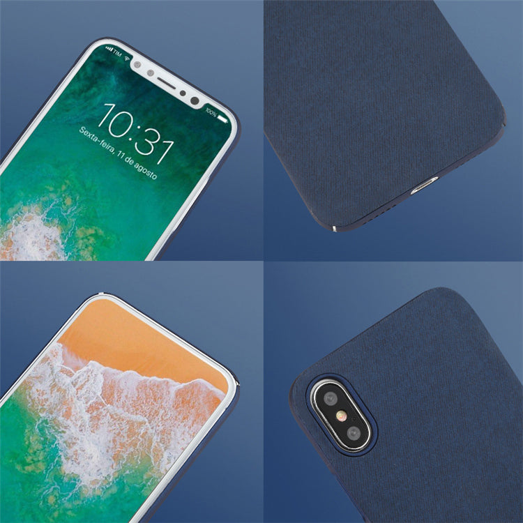 Denim Case (iPhone X)