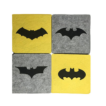 Batman Coasters (Set of 4)