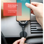 3 in 1 Phone Mount with Charger