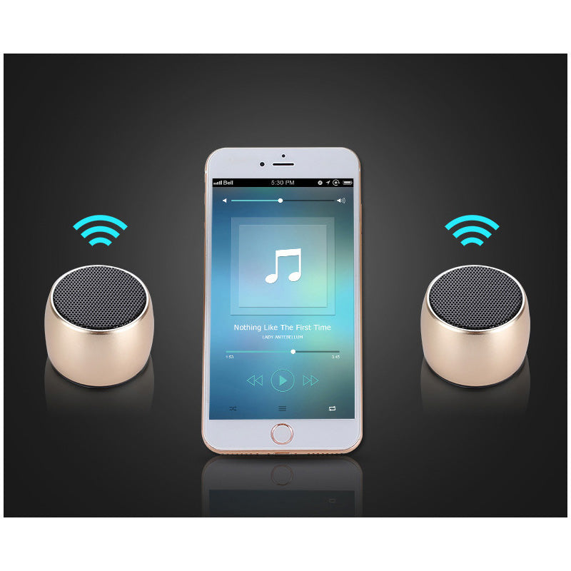 Wireless Magnetic Twin Speakers - Chikili.com