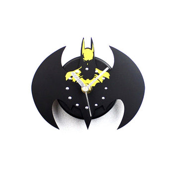 Batman Magnetic Clock