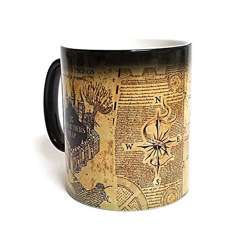 Harry Potter Marauder's Map Mug