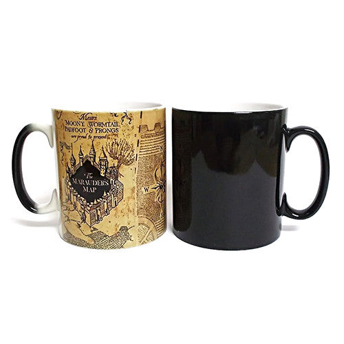 Harry Potter Marauder's Map Mug - Chikili.com
