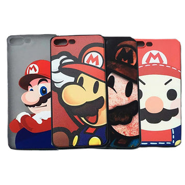 Super Mario Cases (iPhone 6 Plus)