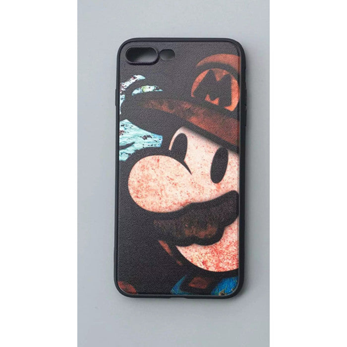 Super Mario Cases (iPhone 8)