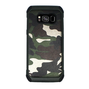 Army Camouflage Armor Case (Samsung S8)