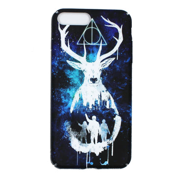 Harry Potter Stag Patronus Case (iPhone 8 Plus)