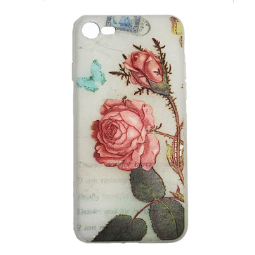 Red Rose Flower Case (iPhone 7)