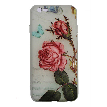 Red Rose Flower Case (iPhone 6 Plus)