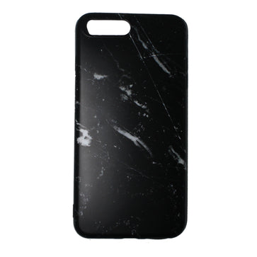 Black Marble Case (iPhone 8 Plus)