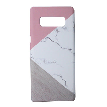 Spliced Marble Case (Samsung Note 8)