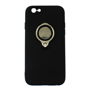 Hybrid Magnetic Ring Stand Case (iPhone 6)