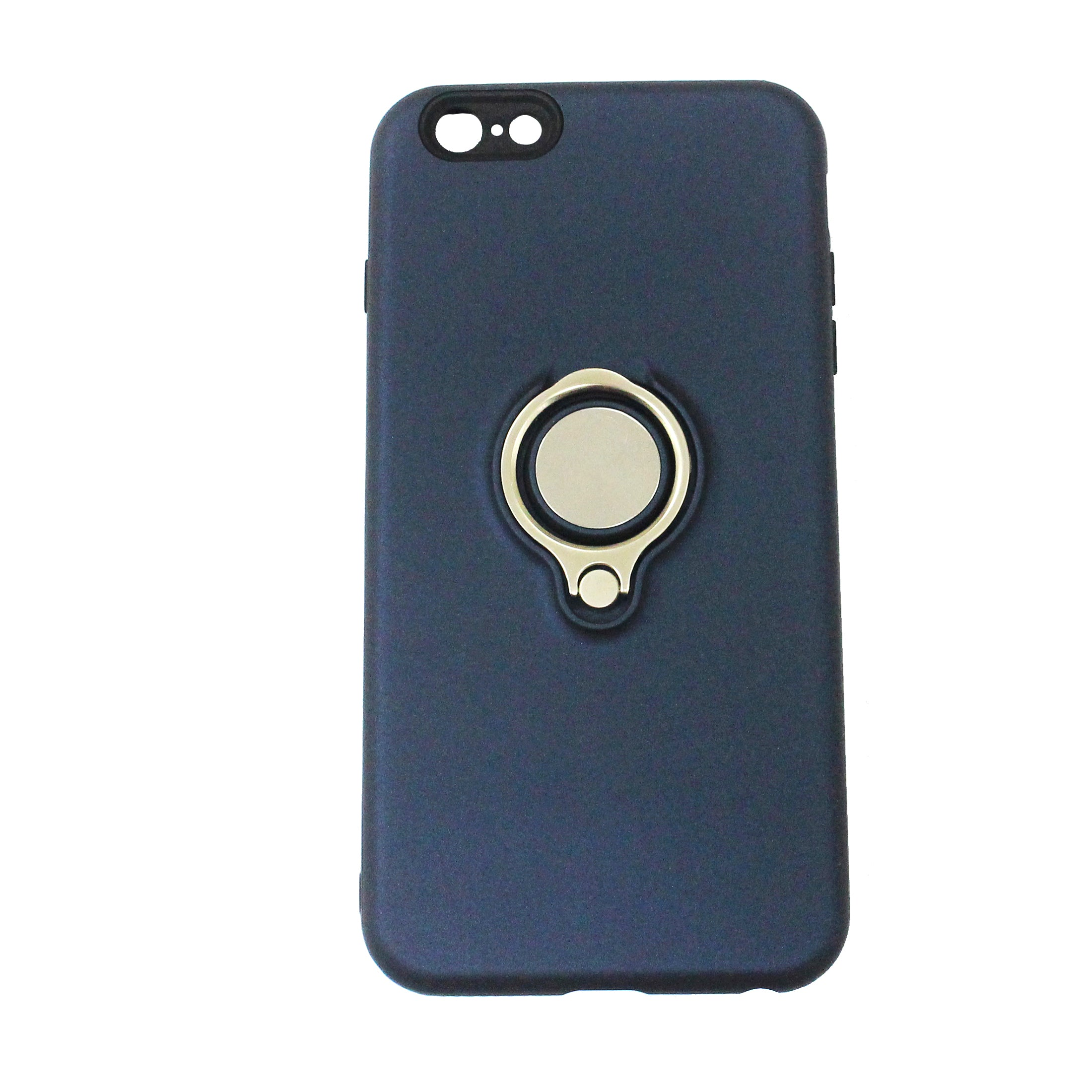 Hybrid Magnetic Ring Stand Case (iPhone 8)