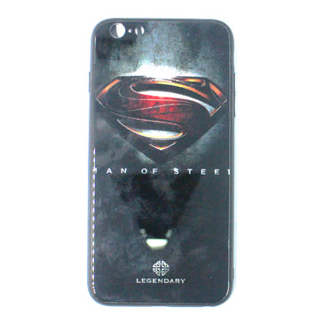 Superman Tempered Glass Case (iPhone 7)