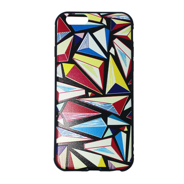 Triangular Multi-Color Case (iPhone 6 Plus)