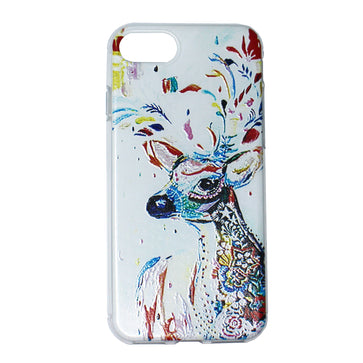 Colorful Deer Case ( iPhone 7 )