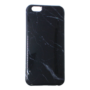 Black Marble Silicone Case ( iPhone 6 Plus )