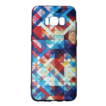 Chequer - Stereoscopic Relief Art 3D Case (Samsung S8)