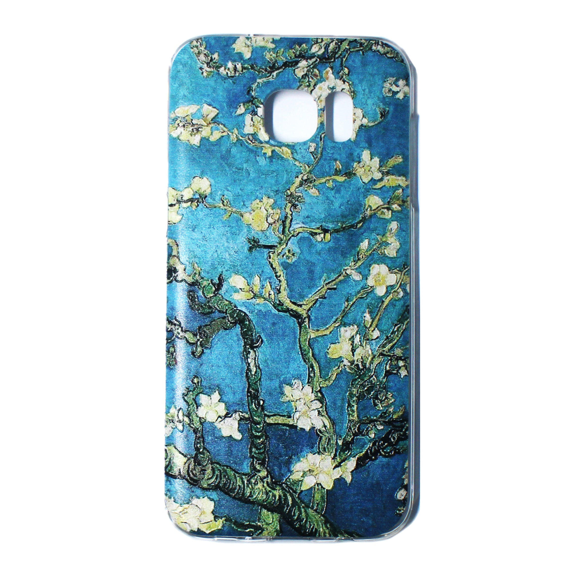 Apricot Flower Case ( Samung S7 Edge)