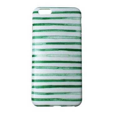 Green Stripe Case ( iPhone 6 Plus )