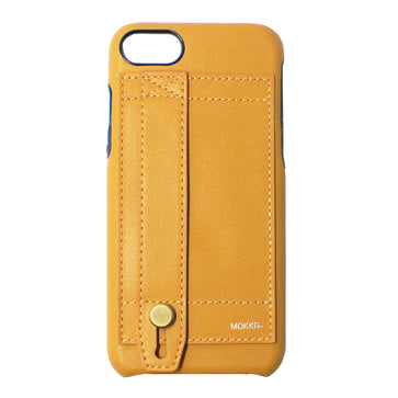 Mokka Leather Case ( iPhone 8 )