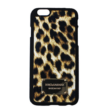 D&G Leopard Print Case ( iPhone 6 )