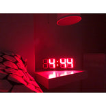 LED Light Digital Clock