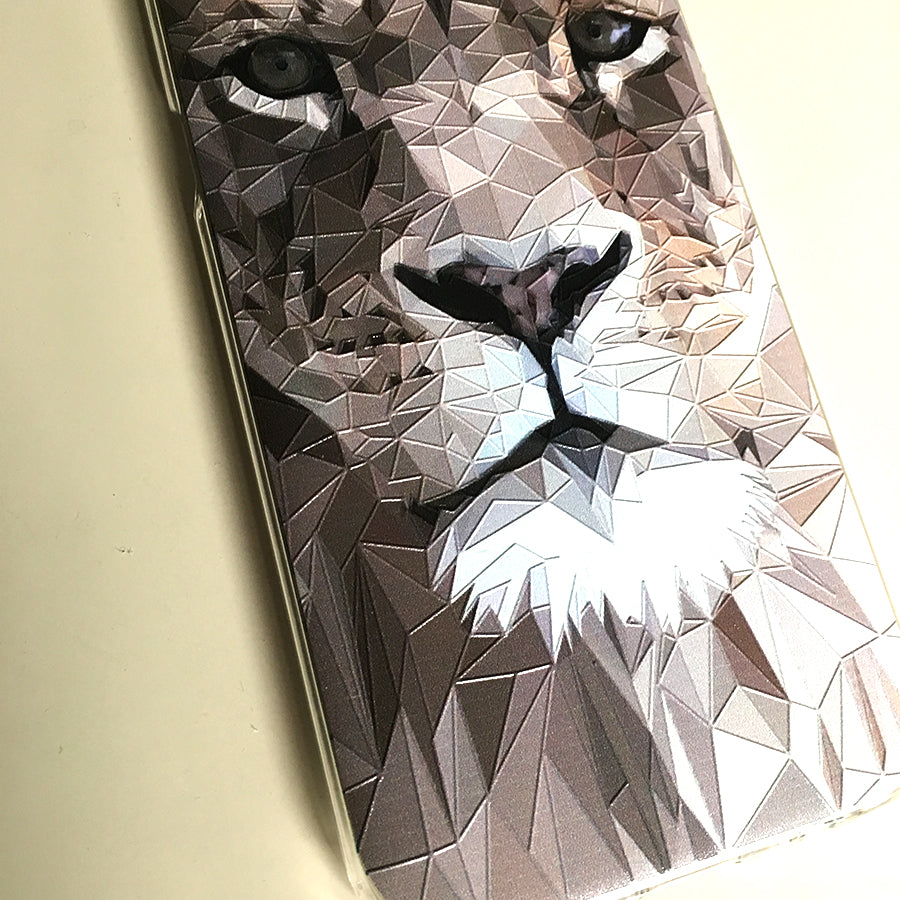 Lion Case (Samsung s7 Edge)