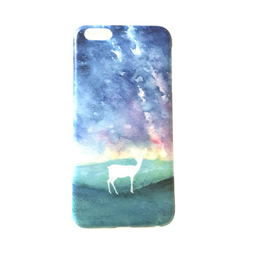 White Deer Case (iPhone 6 Plus)