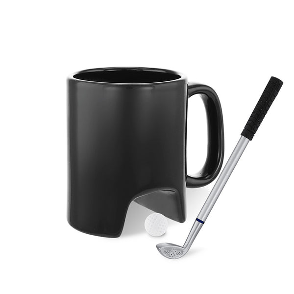 Golf Mug with Pen - Chikili.com