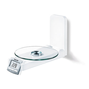 Beurer KS 52 Wall-Mounted Kitchen Scale
