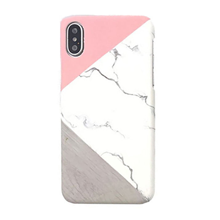 Spliced Marble Case (iPhone X)