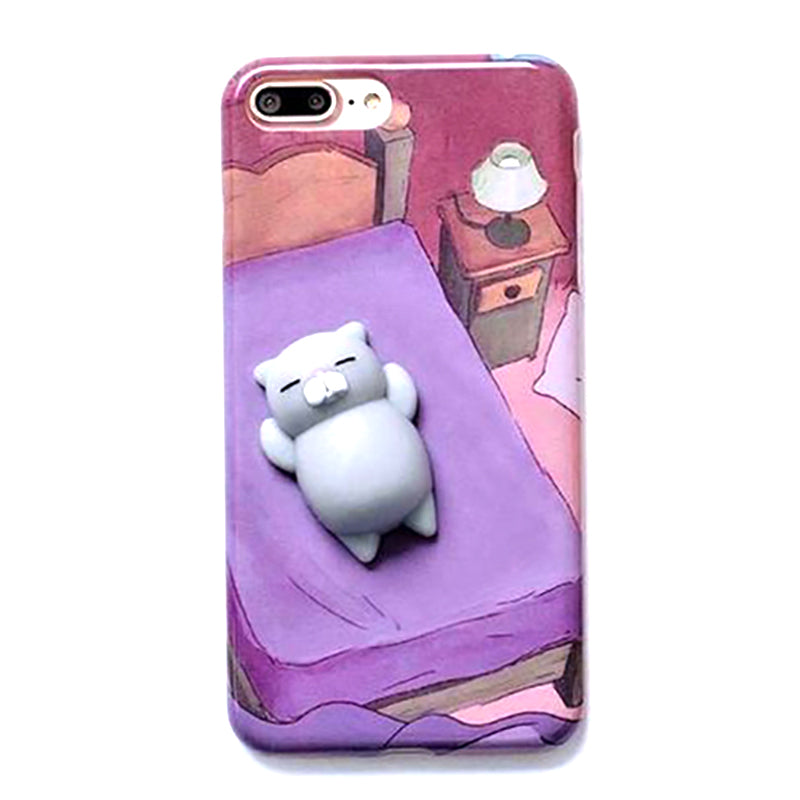 Squishy Cases (iPhone 8 Plus) - Chikili.com