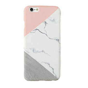 Spliced Marble Case (iPhone 7)