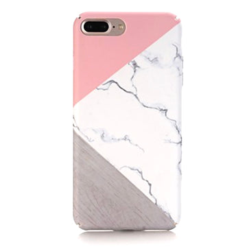 Spliced Marble Case (iPhone 8 Plus)
