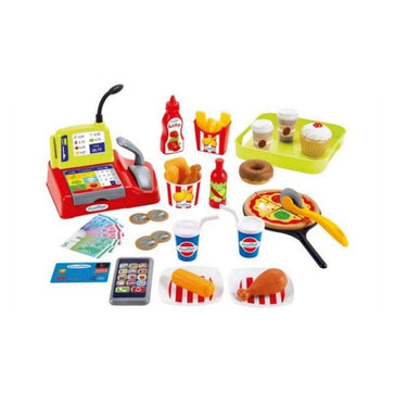 Cash Register and Snack Accessories