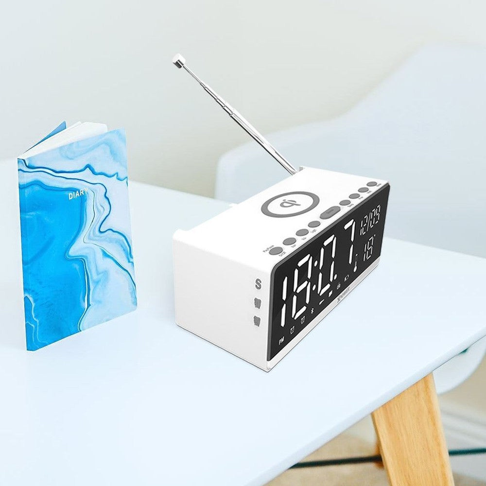 Xpower QI-Clock 2 Multifunction Alarm Clock