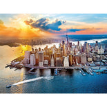 Clementoni Amazing View of New York 500 PCs Puzzle
