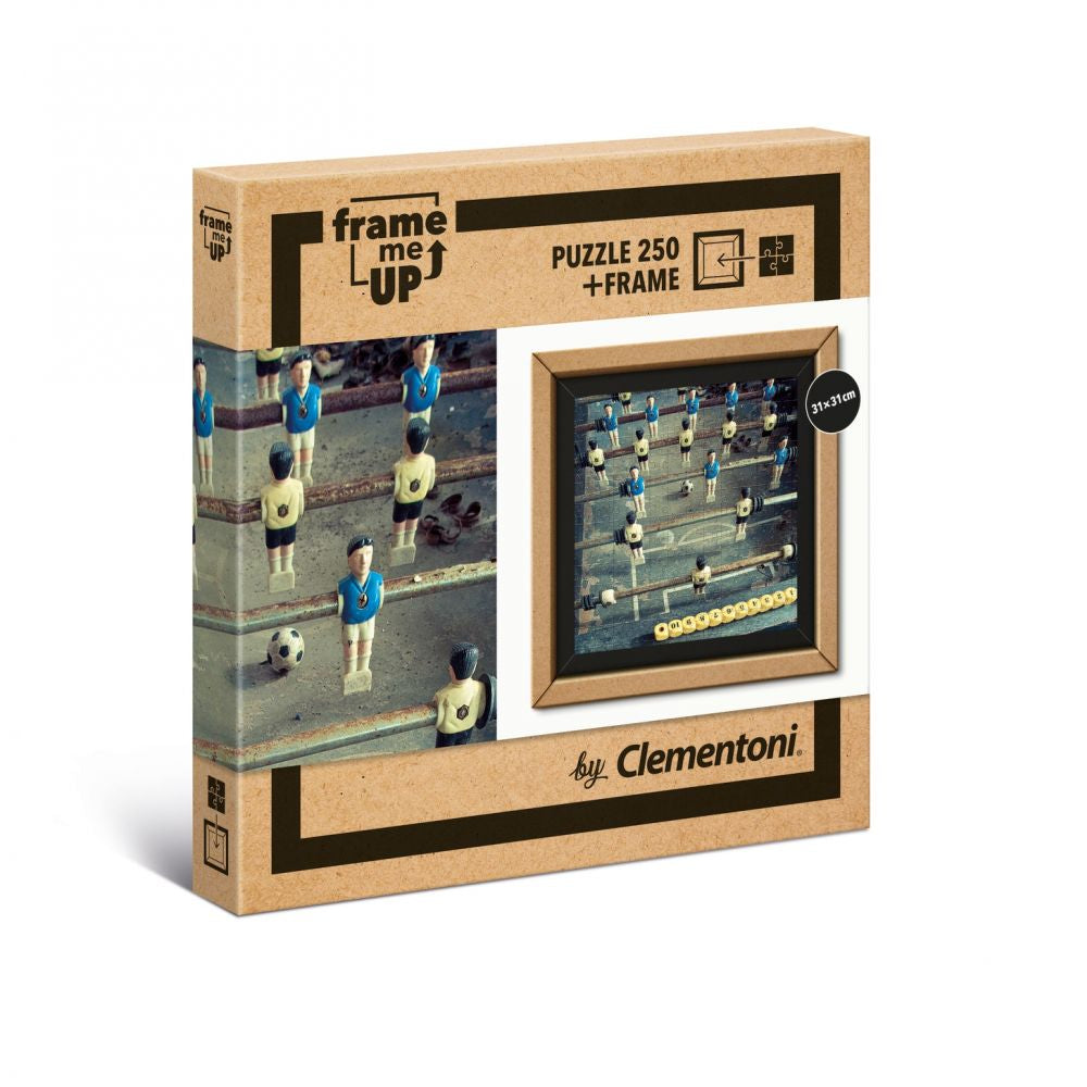 Clementoni Frame Me Up Puzzle Foos Ball 250Pcs