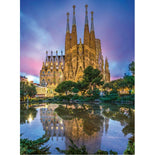 Clementoni Puzzles Amazing View Of Barcelona 500Pcs