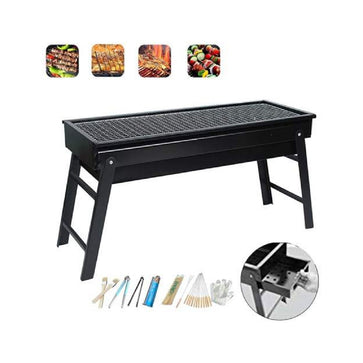 Supreme Portable Charcoal BBQ Grill