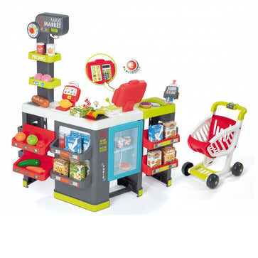 Smoby - Maxi Market & Accessories
