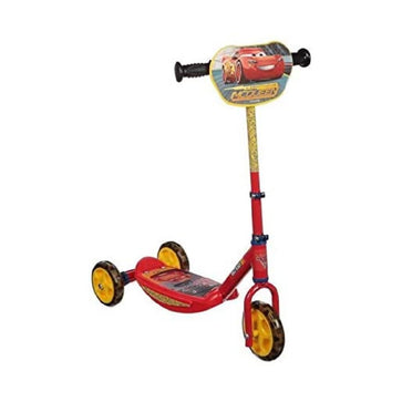 Smoby - Cars scooter - 3 wheel scooter