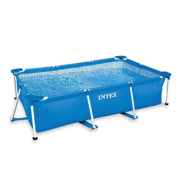 Intex Small Frame Rectangular Pool ( 3.0 m X 2.0 m X 75 cm )